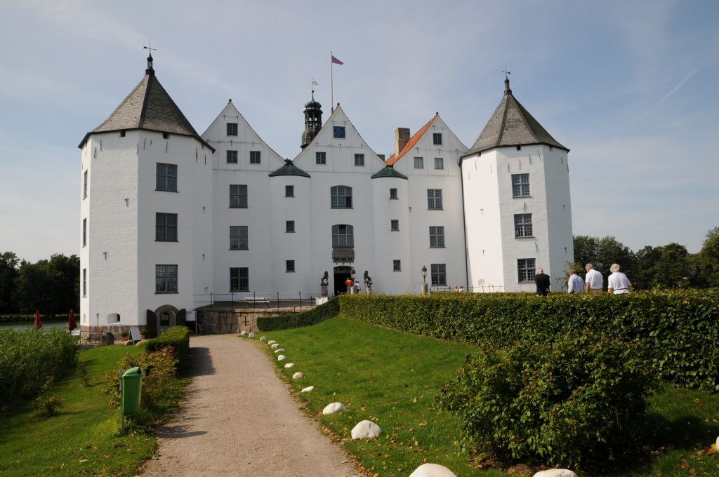 Lycksborg Slot