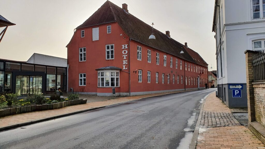 Hotel Harmonien i Haderslev
